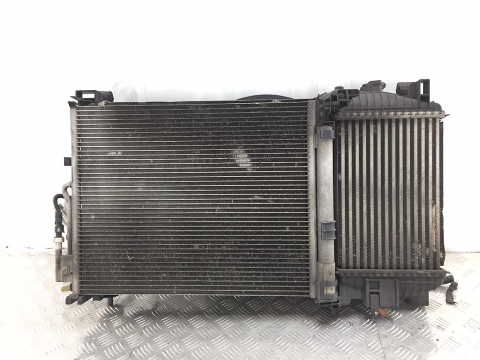 Кассета радиаторов Opel Meriva 1.4 TI 2011 (б/у)