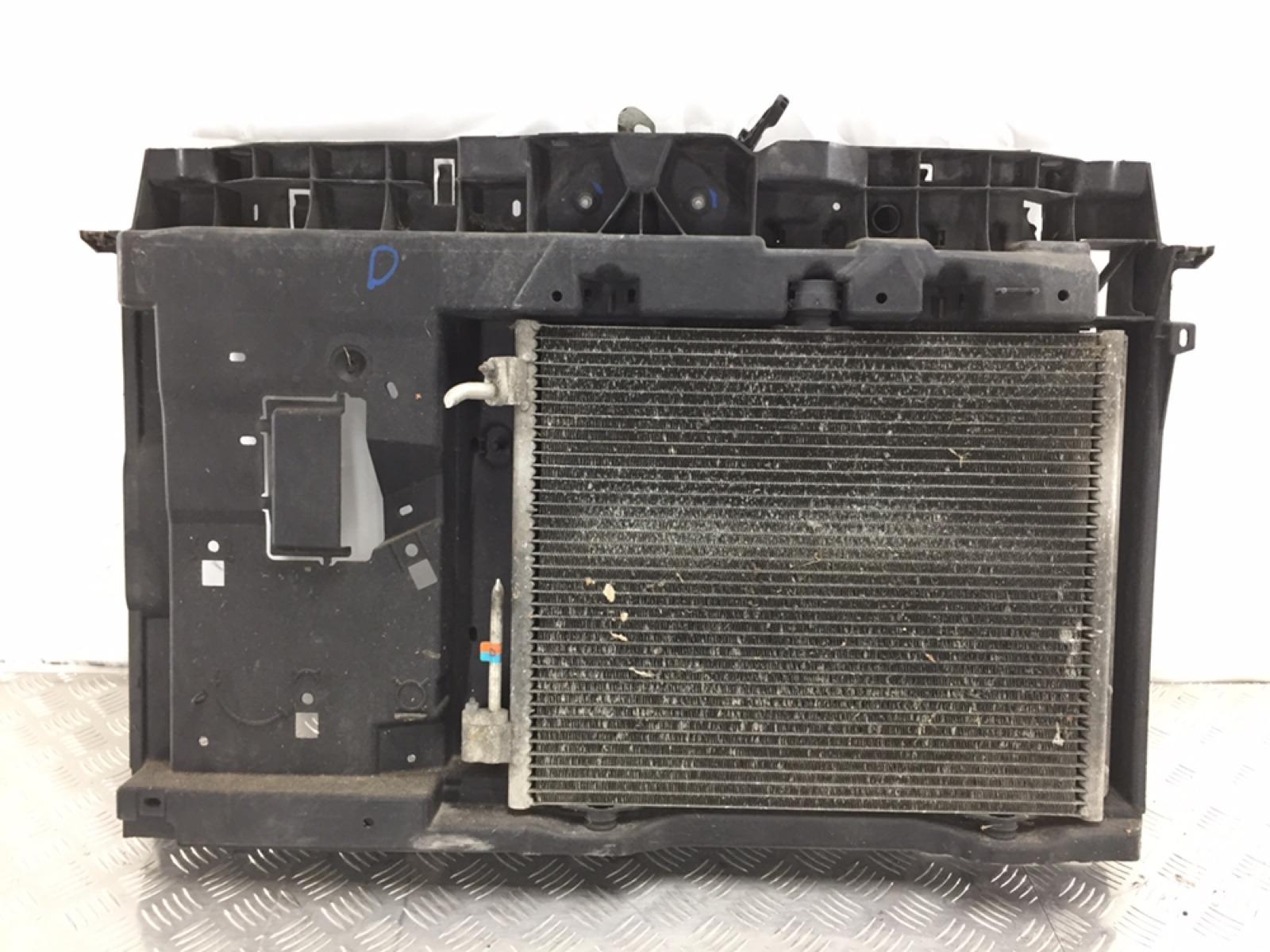Кассета радиаторов Peugeot 207 CC 1.6 I 2007 (б/у)