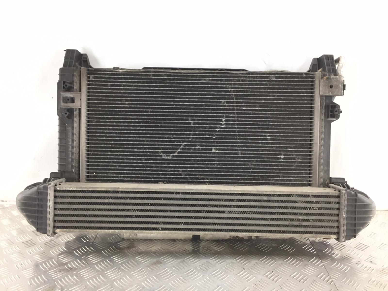 Кассета радиаторов Mercedes B W245 2.0 CDI 2007 (б/у)