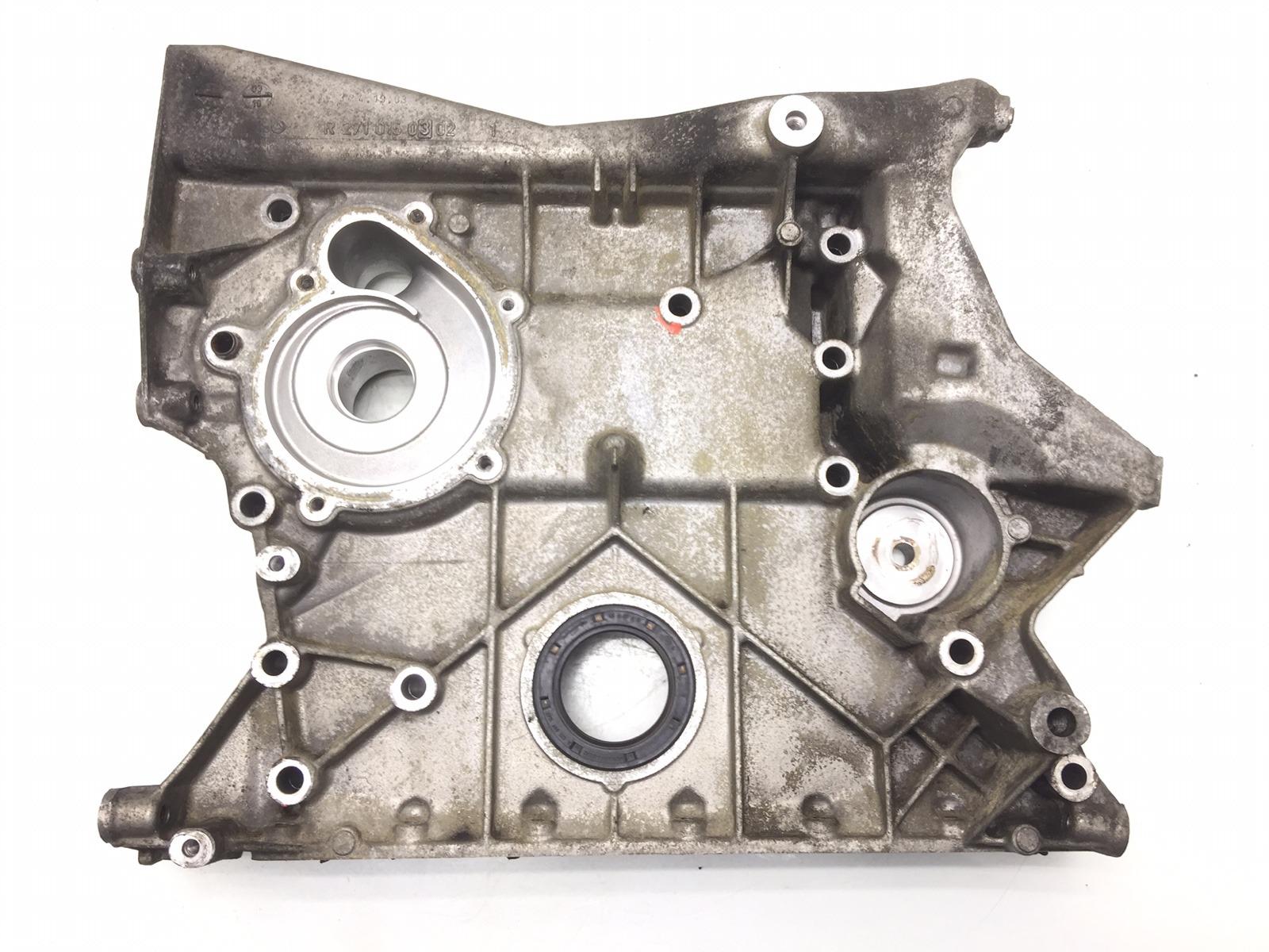 Крышка двигателя передняя Mercedes E W211 1.8 I 2003 (б/у)