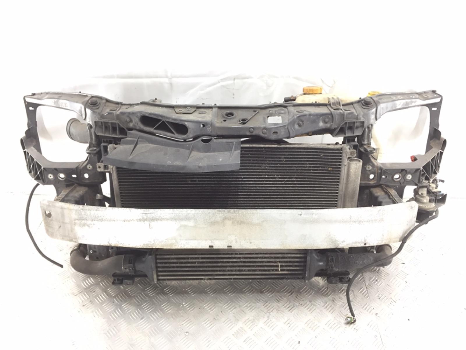Панель передняя (телевизор) Opel Corsa D 1.3 CDTI 2007 (б/у)