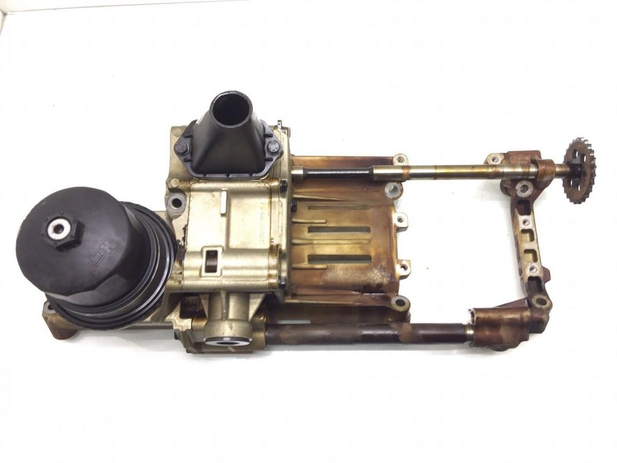 Насос масляный Bmw X5 E53 4.8 I 2005 (б/у)