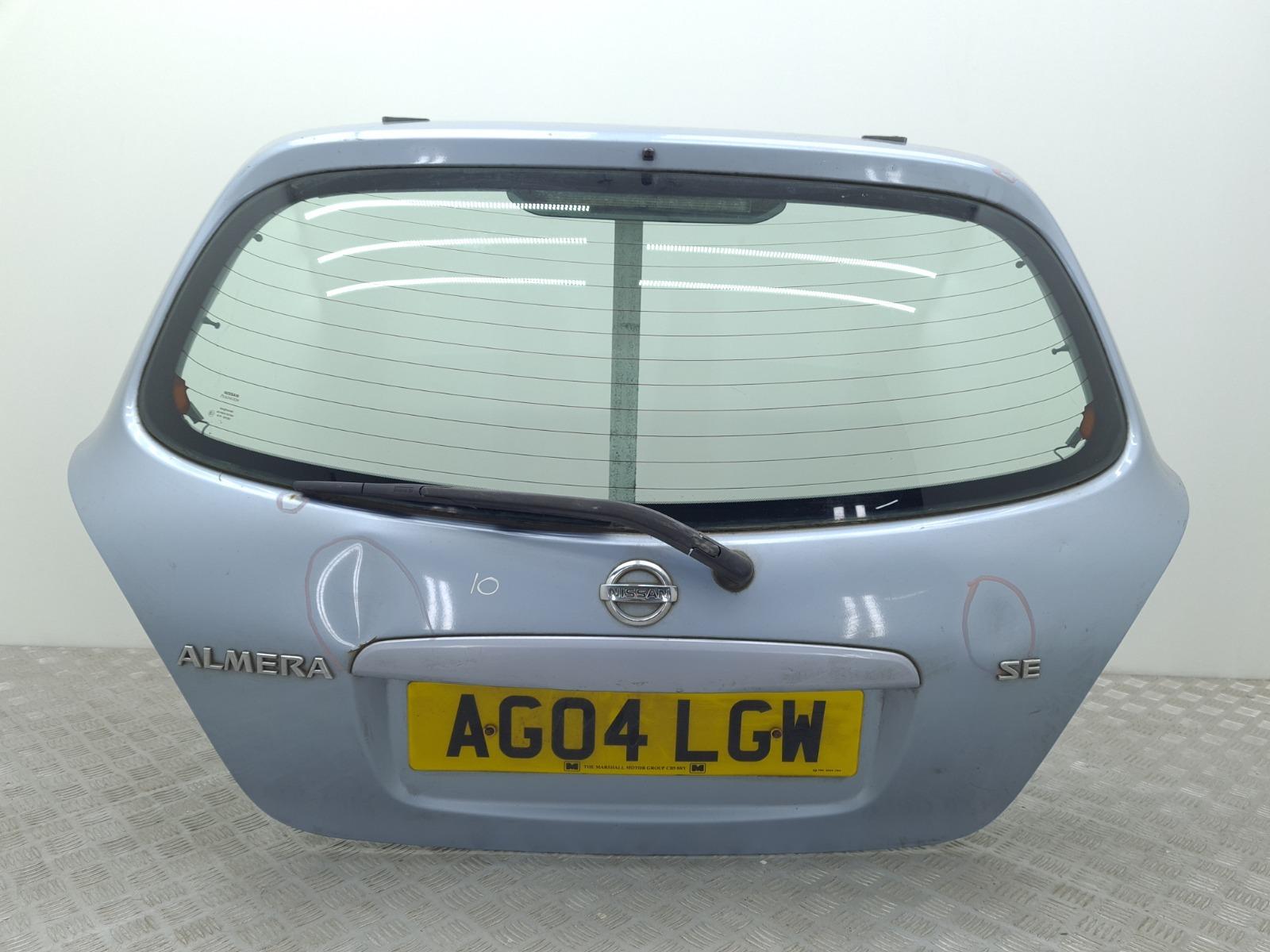 Крышка багажника Nissan Almera N16 1.5 I 2004 (б/у)