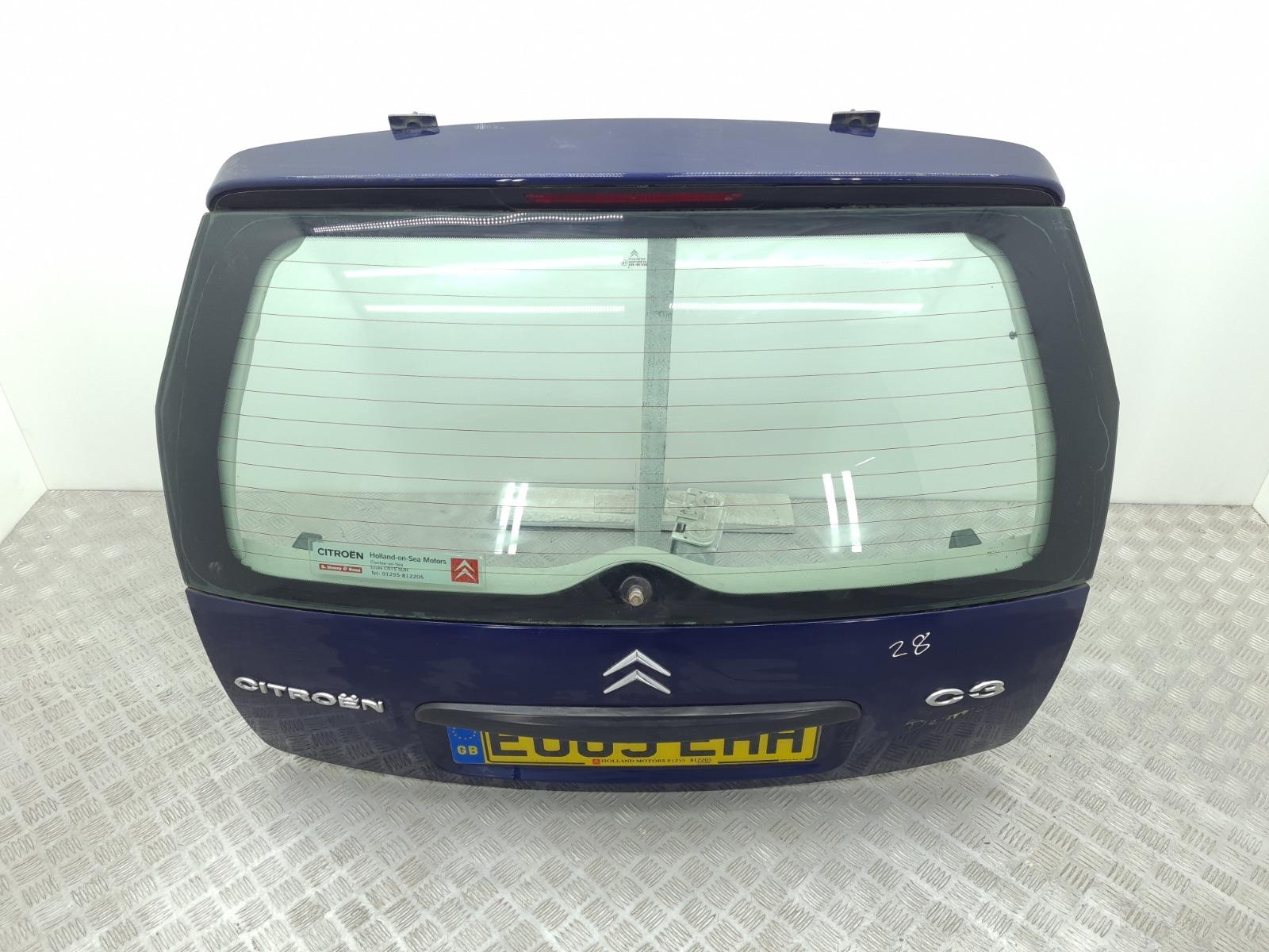 Крышка багажника Citroen C3 1.4 I 2005 (б/у)