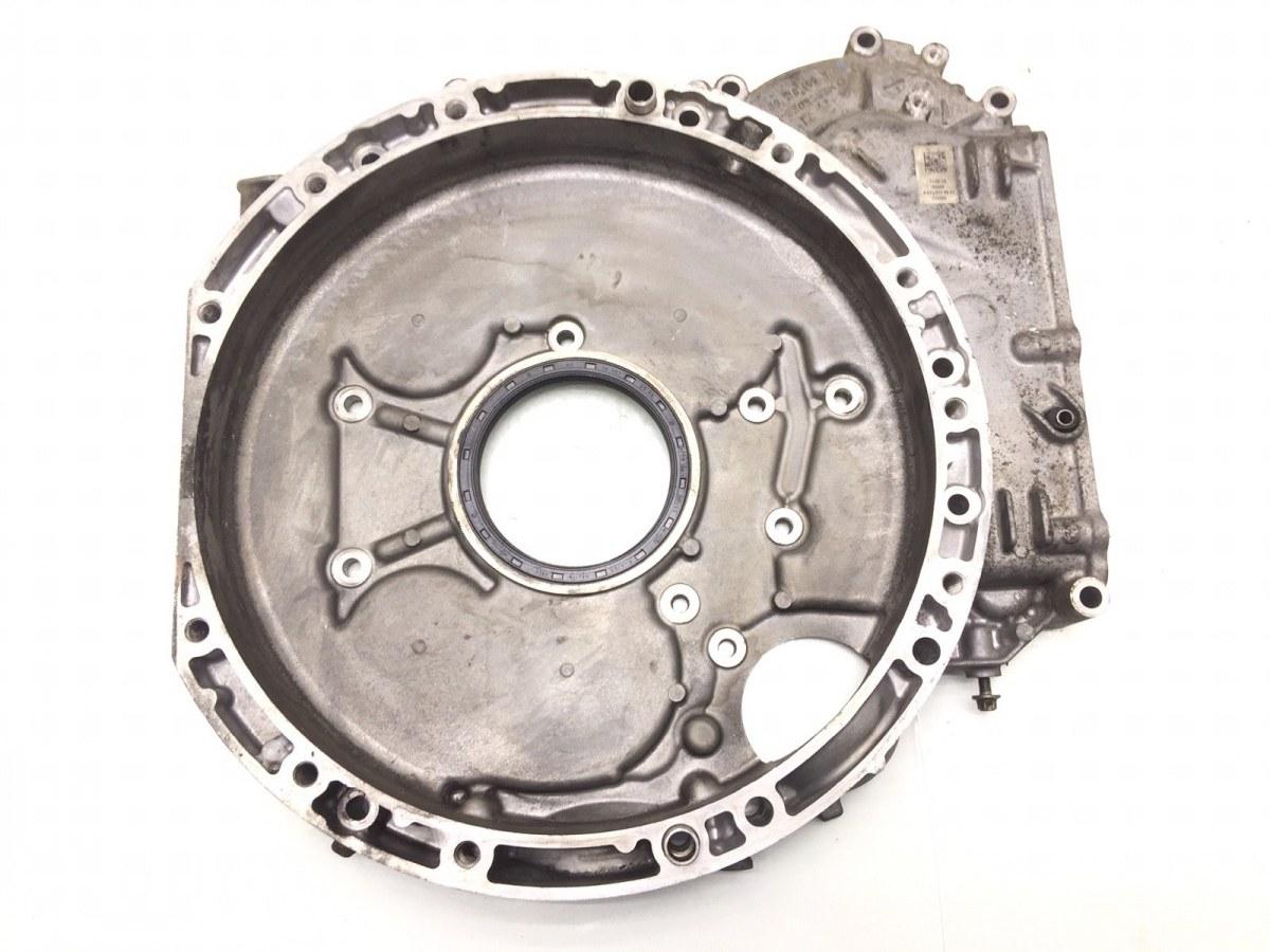 Крышка двигателя задняя Mercedes C W204 2.2 CDI 2010 (б/у)