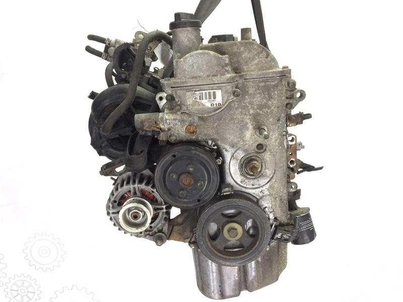 Двигатель Toyota Yaris P1 1.0 I 2004 (б/у)