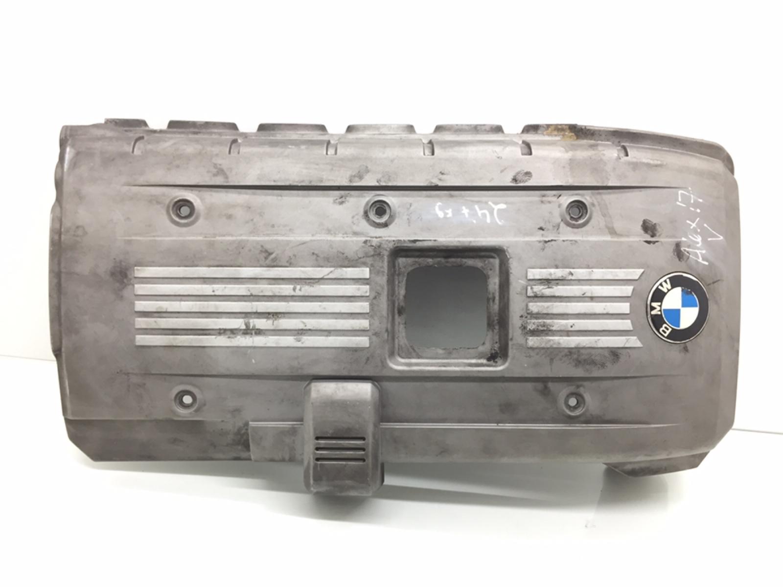 Декоративная крышка двигателя Bmw 3 E90 2.5 I 2005 (б/у)