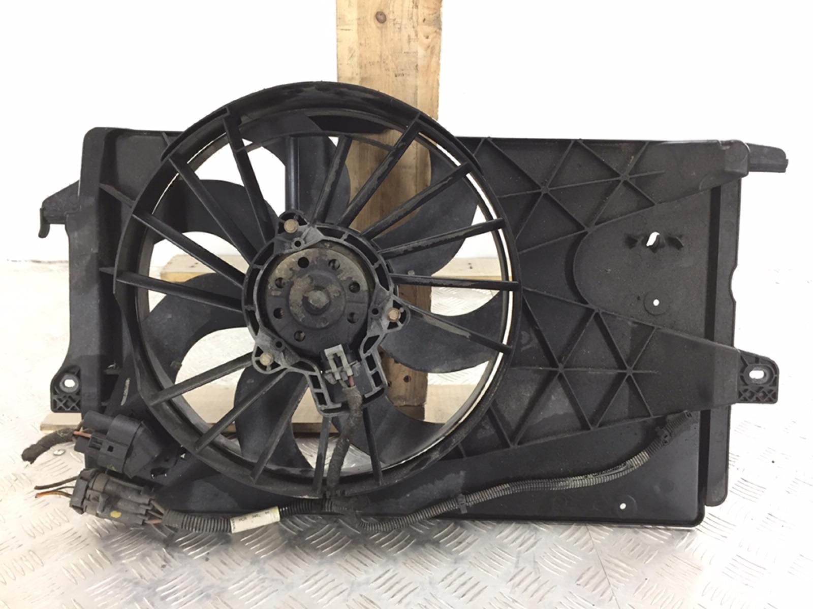 Вентилятор радиатора Opel Meriva 1.6 I 2004 (б/у)