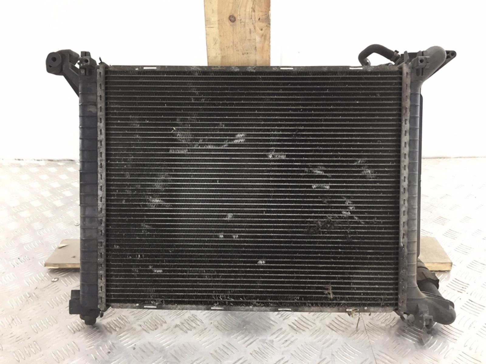 Радиатор (основной) Mini Cooper R50 1.4 TD 2003 (б/у)