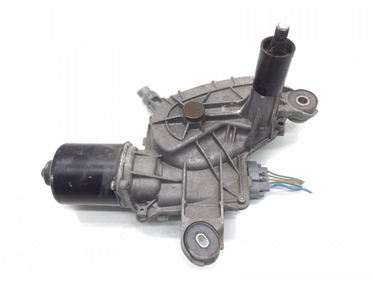 Моторчик передних стеклоочистителей (дворников) Citroen C4 Grand Picasso 1.6 I 2008 (б/у)