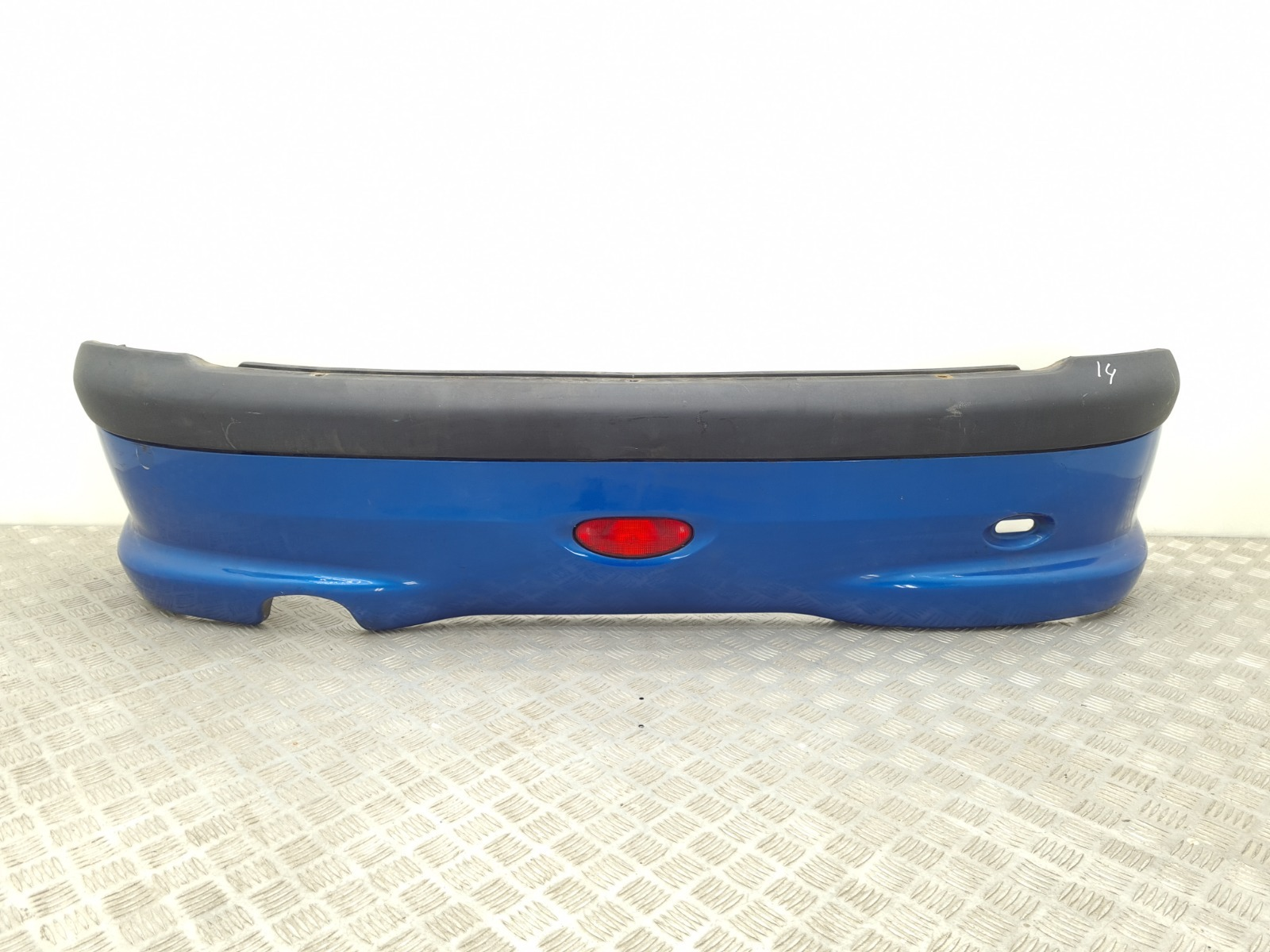Бампер задний Peugeot 206 1.4 I 2003 (б/у)