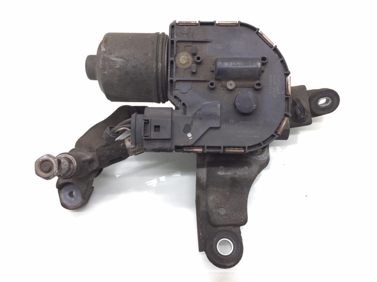 Моторчик передних стеклоочистителей (дворников) Ford S-Max 1.8 TDCI 2006 (б/у)