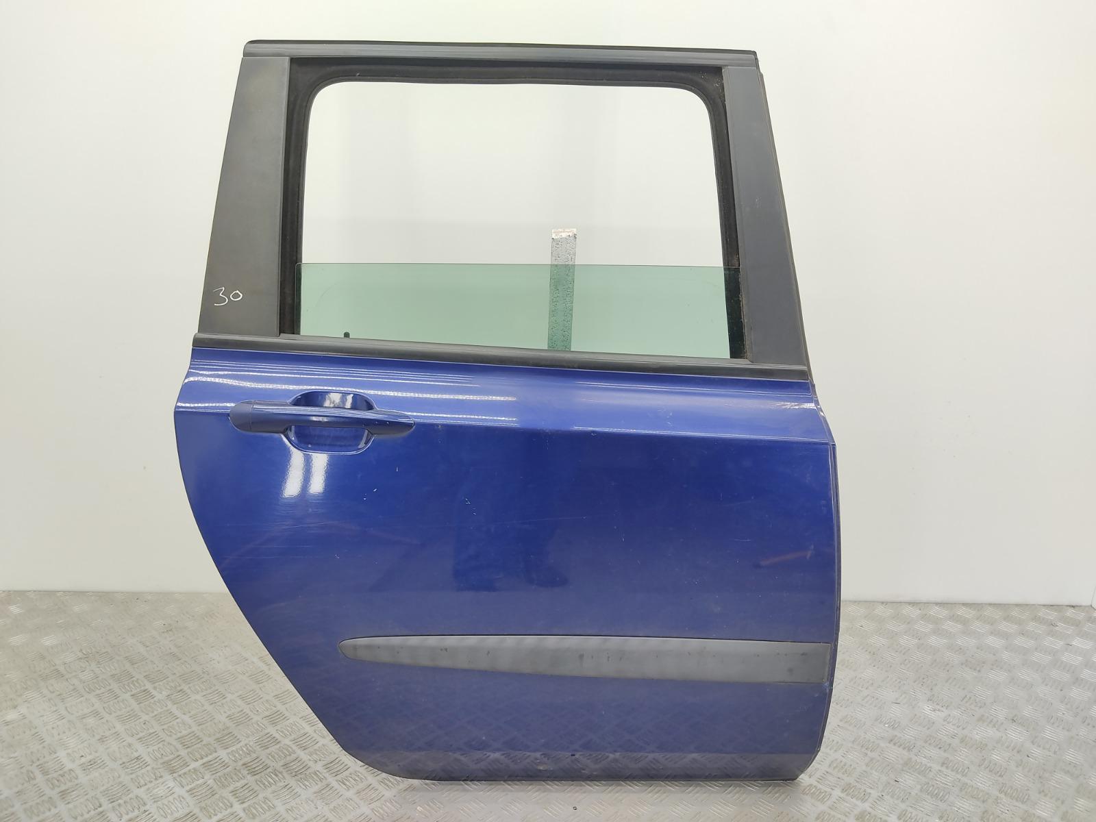 Дверь задняя правая Fiat Stilo 1.6 I 2004 (б/у)