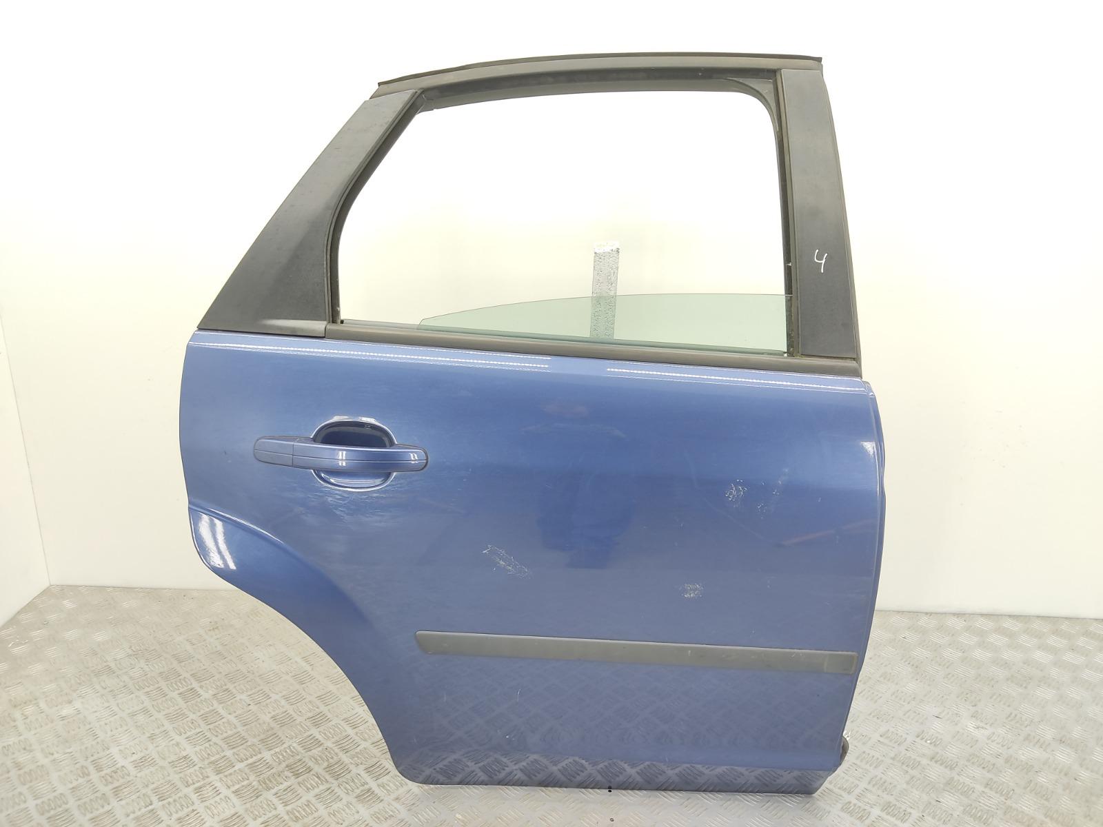 Дверь задняя правая Ford Focus 1.6 I 2005 (б/у)