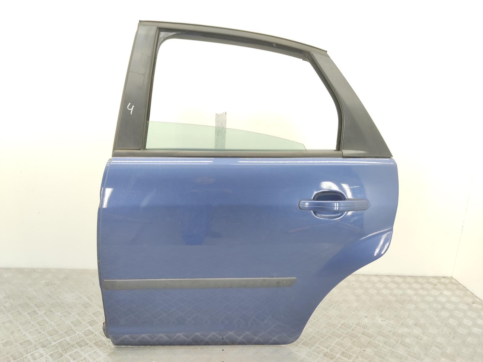 Дверь задняя левая Ford Focus 1.6 I 2005 (б/у)