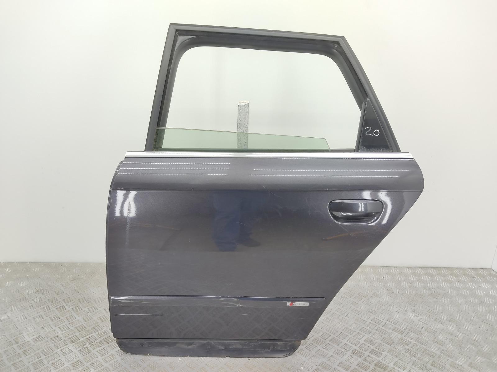 Дверь задняя левая Audi A4 B7 2.0 TDI 2008 (б/у)