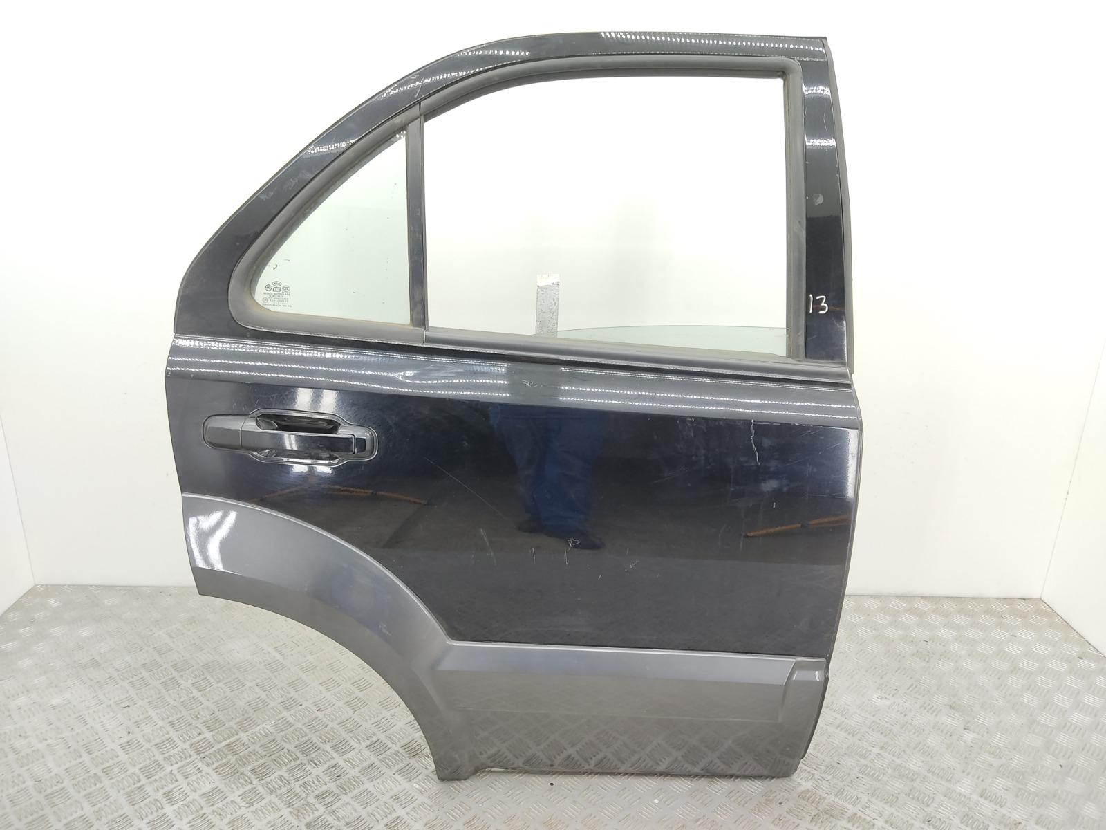 Дверь задняя правая Kia Sorento 2.5 CRDI 2005 (б/у)