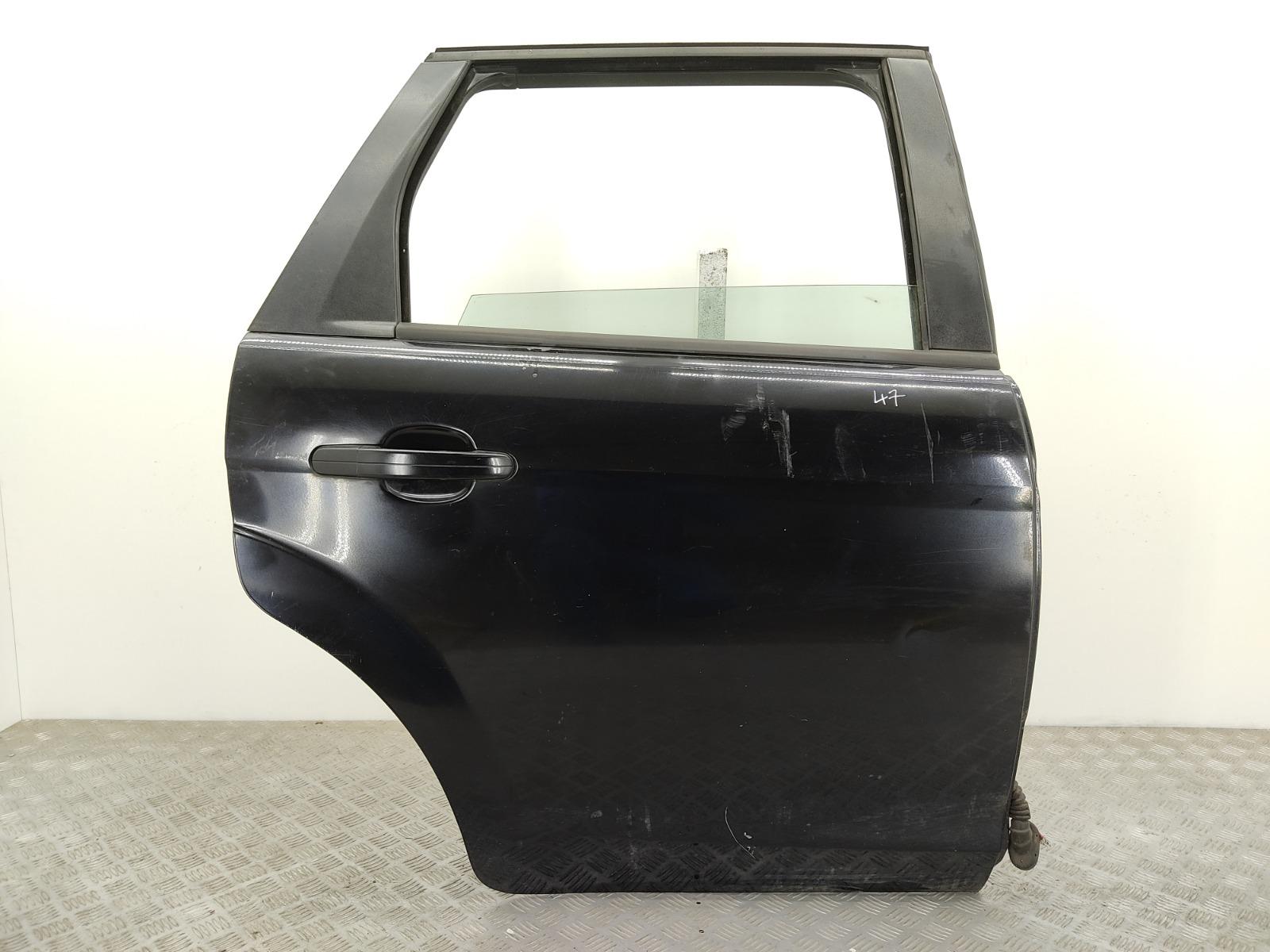 Дверь задняя правая Ford Focus 2.0 TDCI 2008 (б/у)