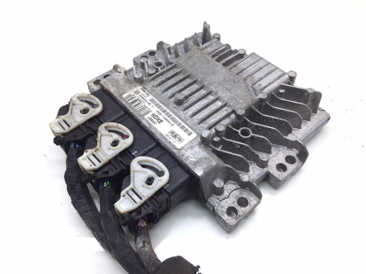 Блок управления двигателем Ford S-Max 1.8 TDCI 2006 (б/у)