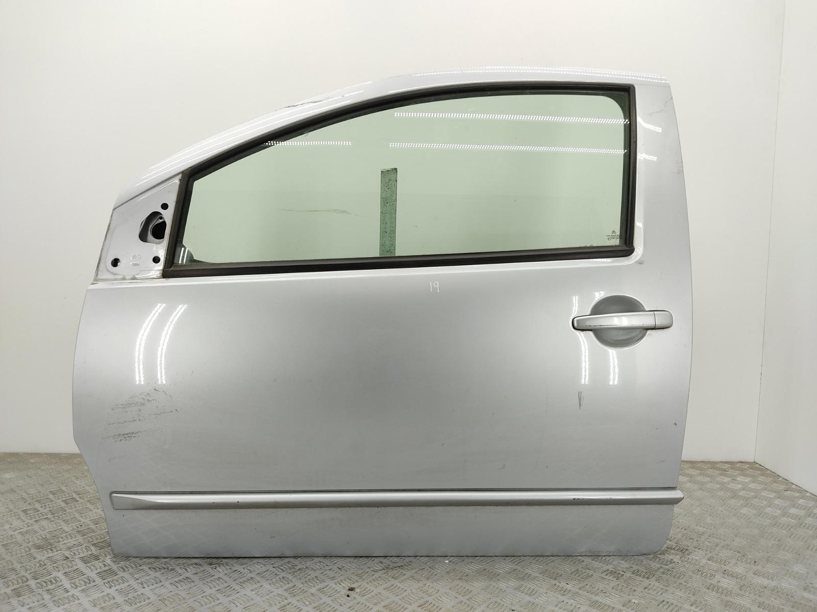 Дверь передняя левая Citroen C2 1.4 I 2006 (б/у)