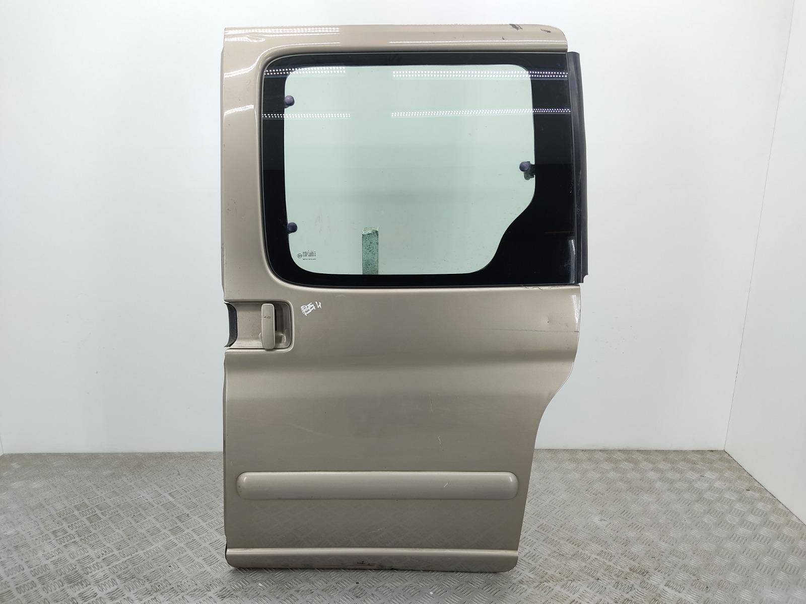 Дверь сдвижная левая Citroen Berlingo 1 2.0 HDI 2005 (б/у)