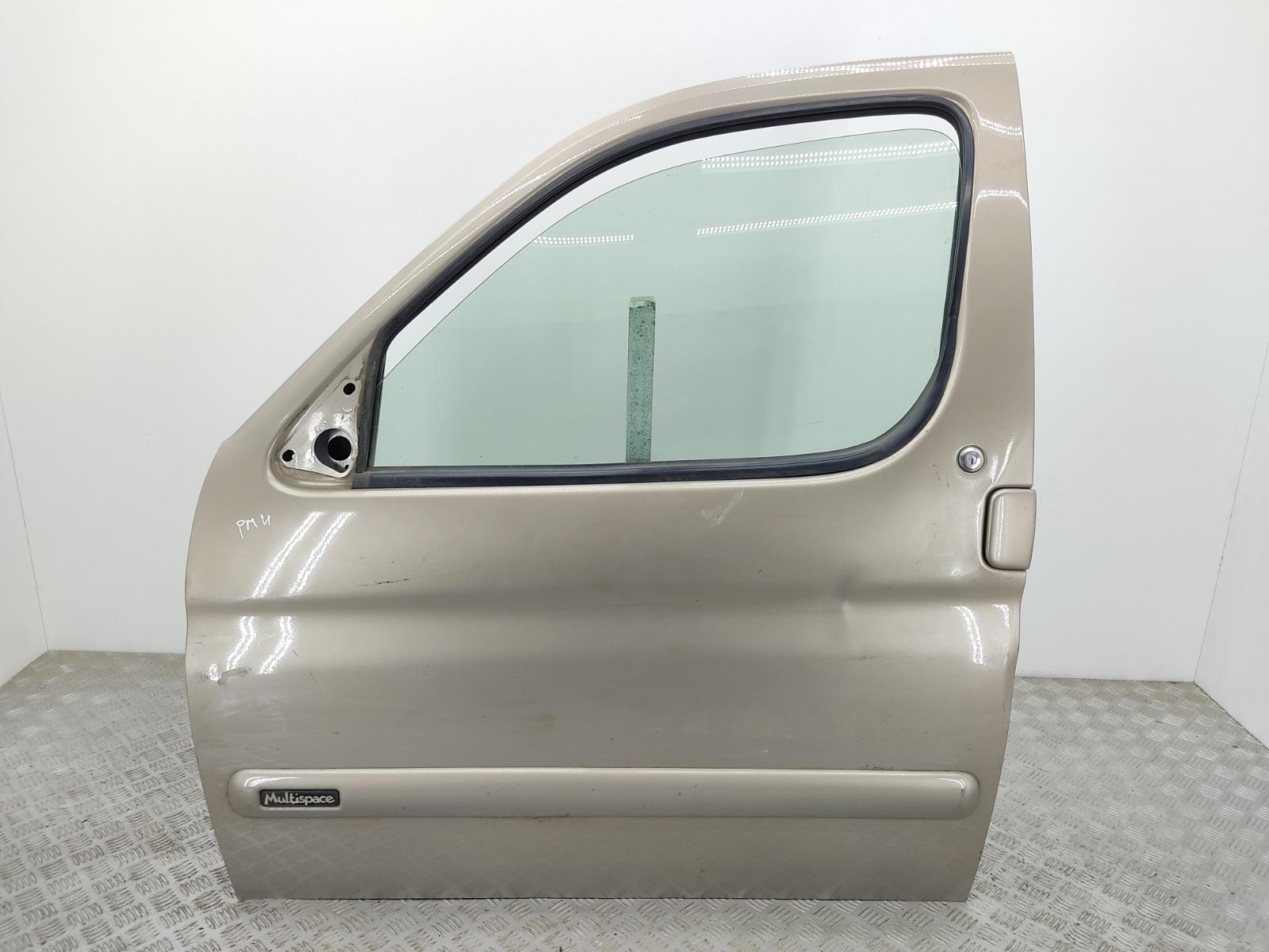 Дверь передняя левая Citroen Berlingo 1 2.0 HDI 2005 (б/у)