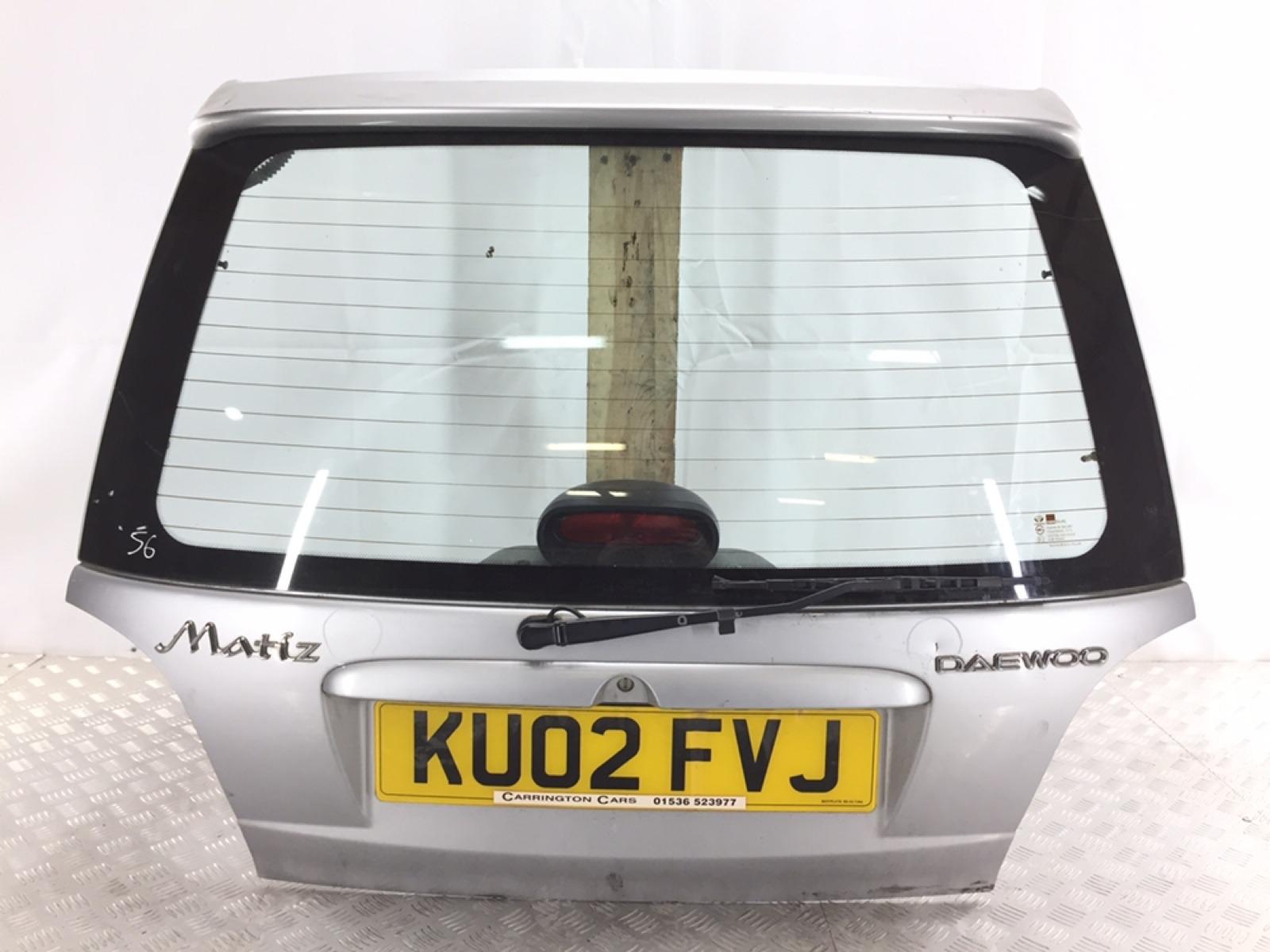 Крышка багажника Daewoo Matiz 0.8 I 2002 (б/у)