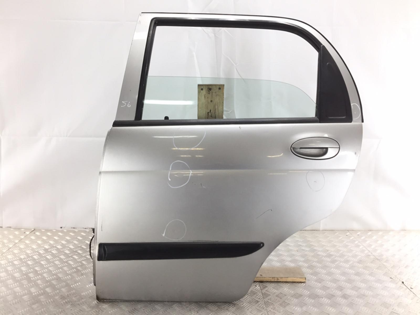 Дверь задняя левая Daewoo Matiz 0.8 I 2002 (б/у)