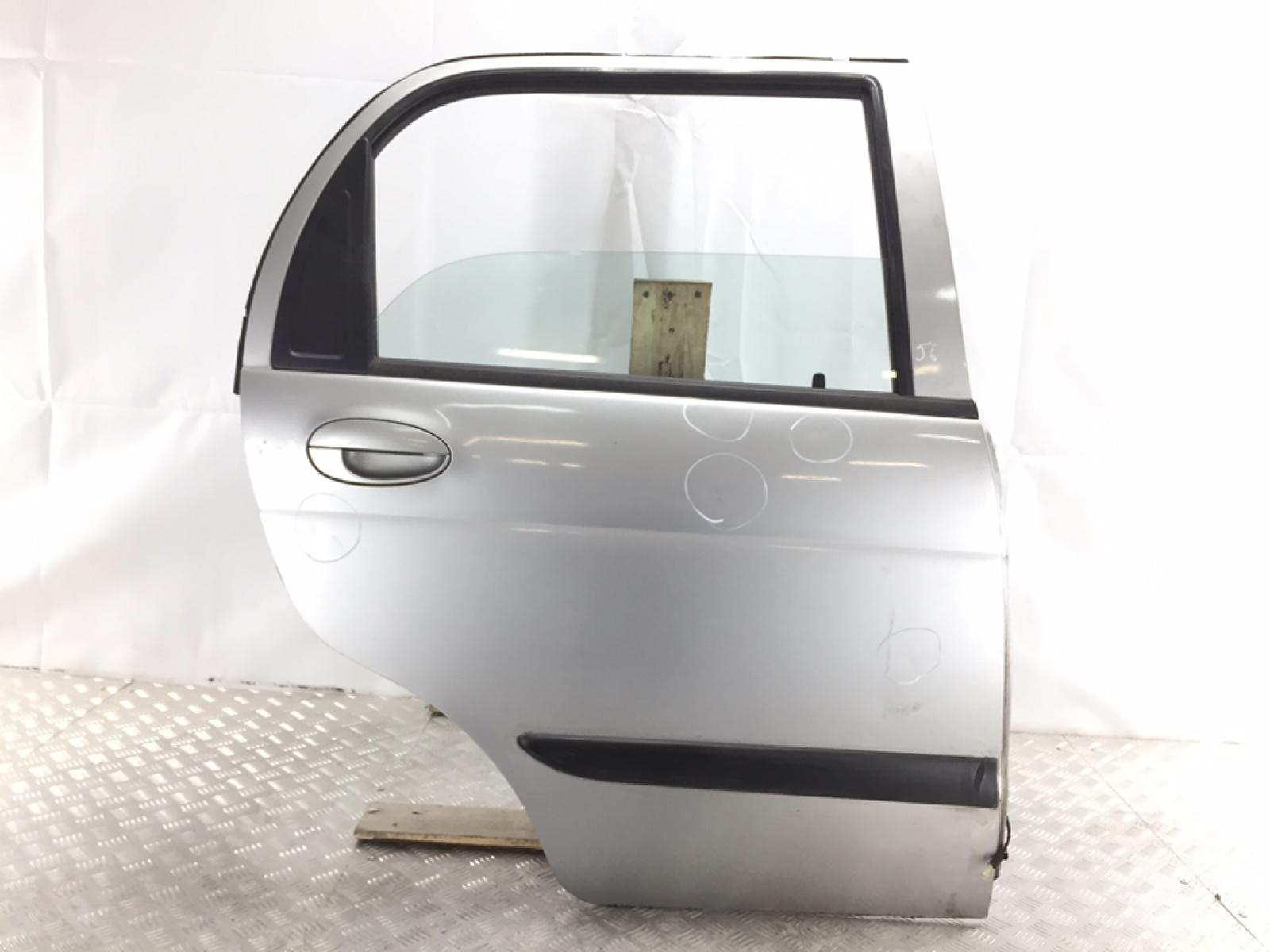 Дверь задняя правая Daewoo Matiz 0.8 I 2002 (б/у)