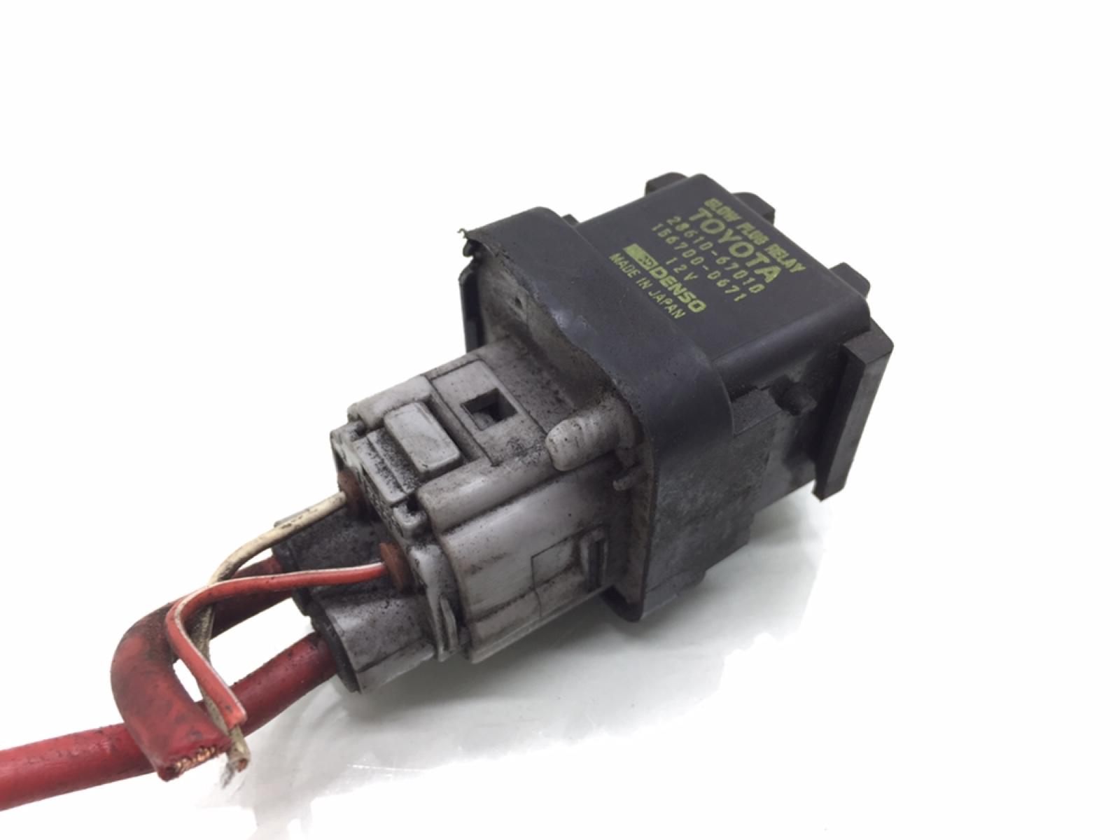 Реле накала свечей Mini Cooper R50 1.4 TD 2003 (б/у)