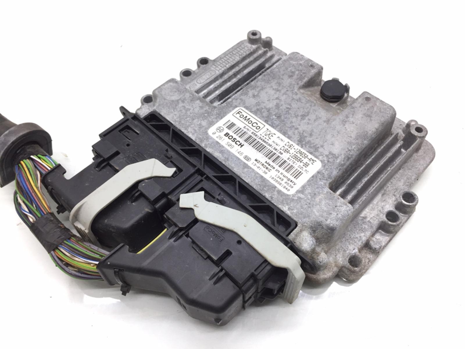 Блок управления двигателем Ford Focus 3 1.0 I 2013 (б/у)