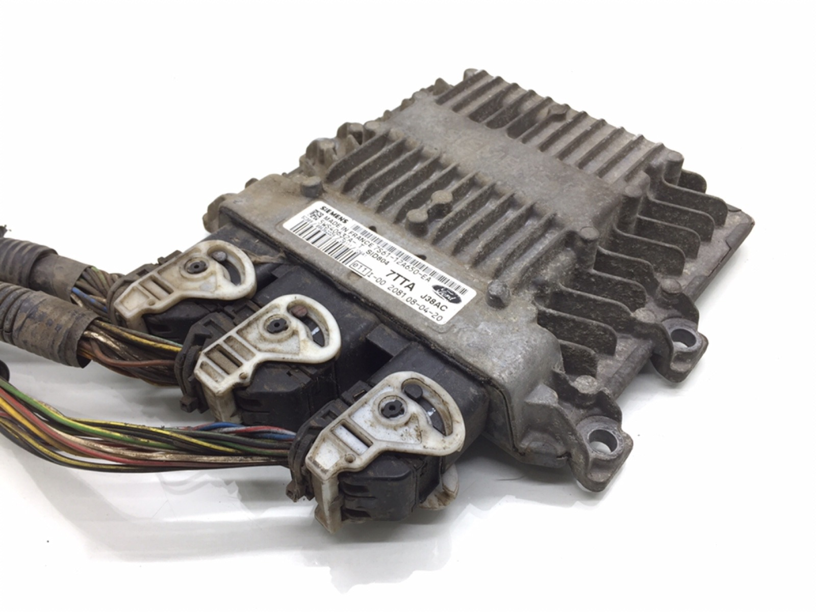 Блок управления двигателем Ford Fiesta 1.4 TDCI 2008 (б/у)