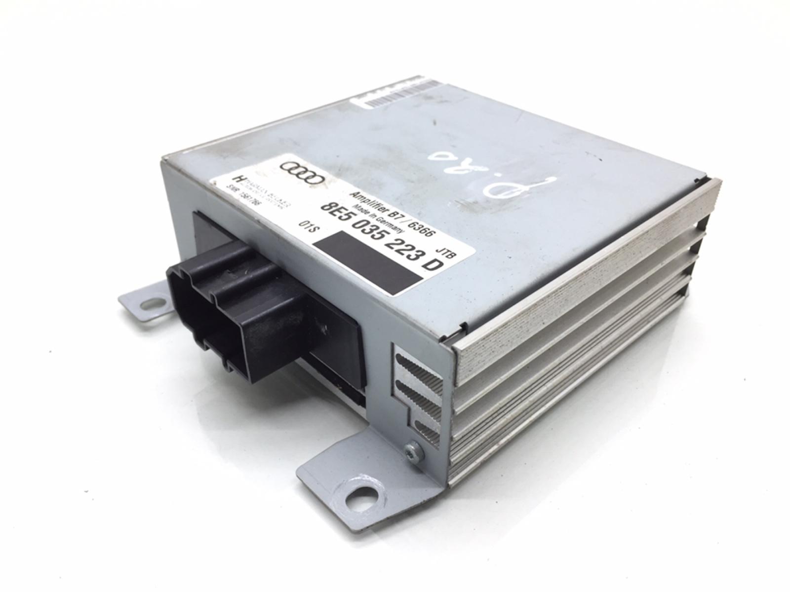 Усилитель музыкальный Audi A4 B7 1.8 TI 2005 (б/у)