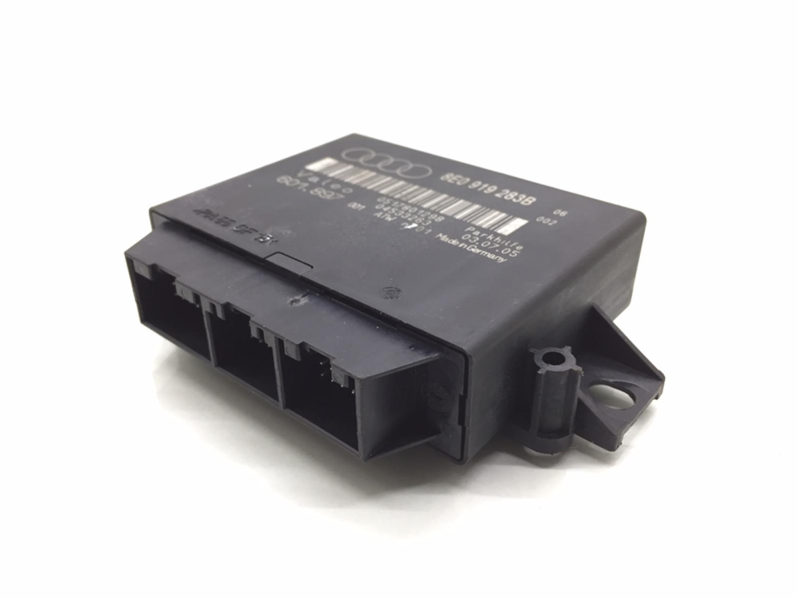 Блок управления парктрониками Audi A4 B7 1.8 TI 2005 (б/у)