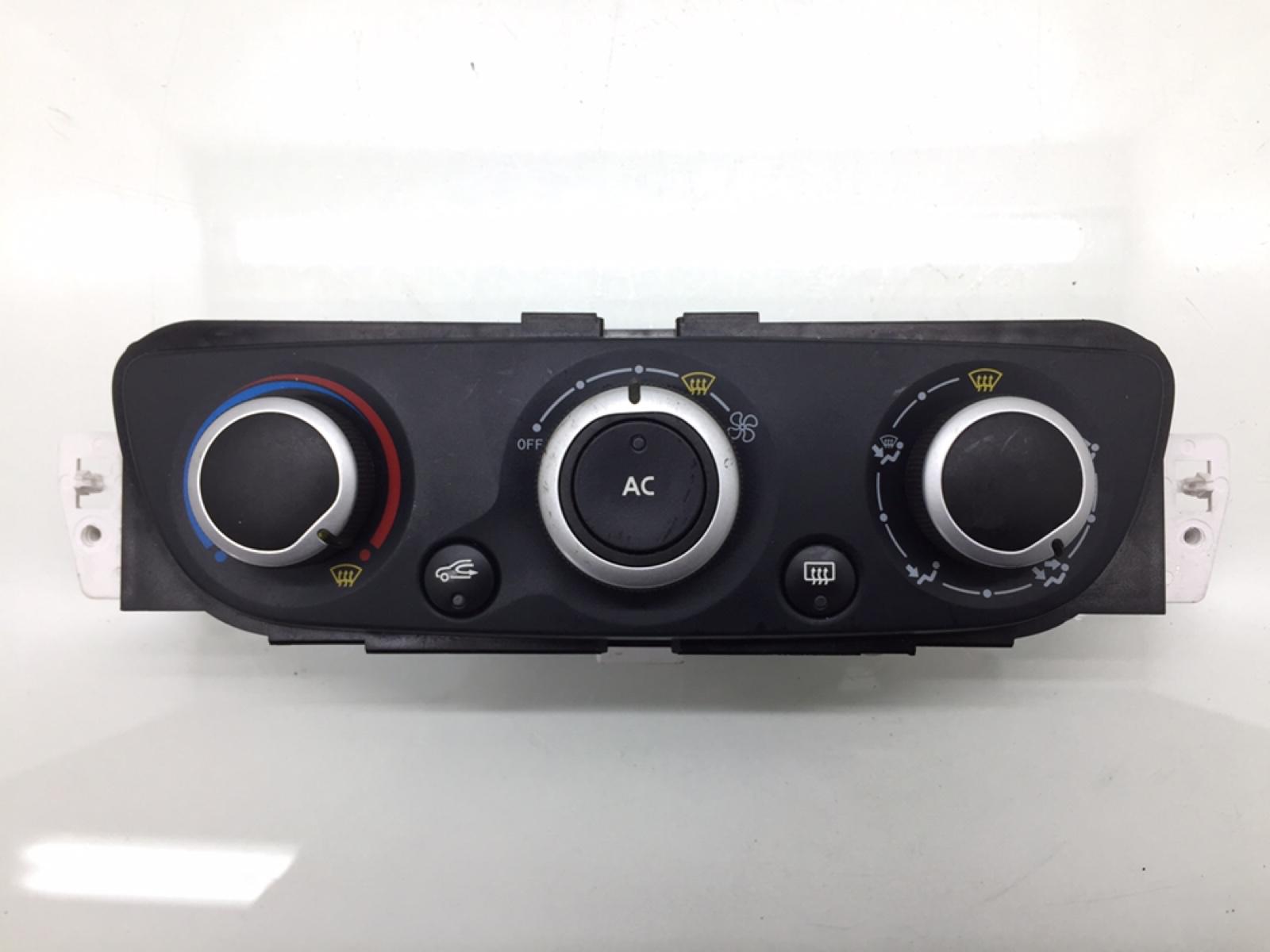 Блок управления печки/климат-контроля Renault Megane 1.5 DCI 2011 (б/у)