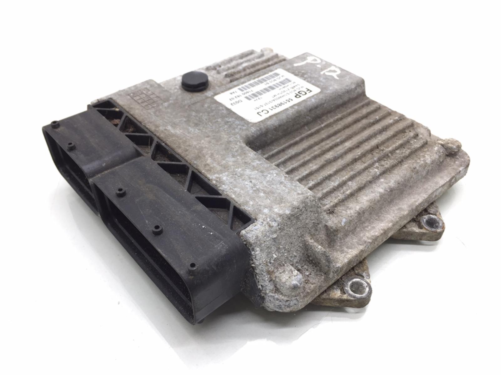 Блок управления двигателем Opel Corsa D 1.3 CDTI 2007 (б/у)