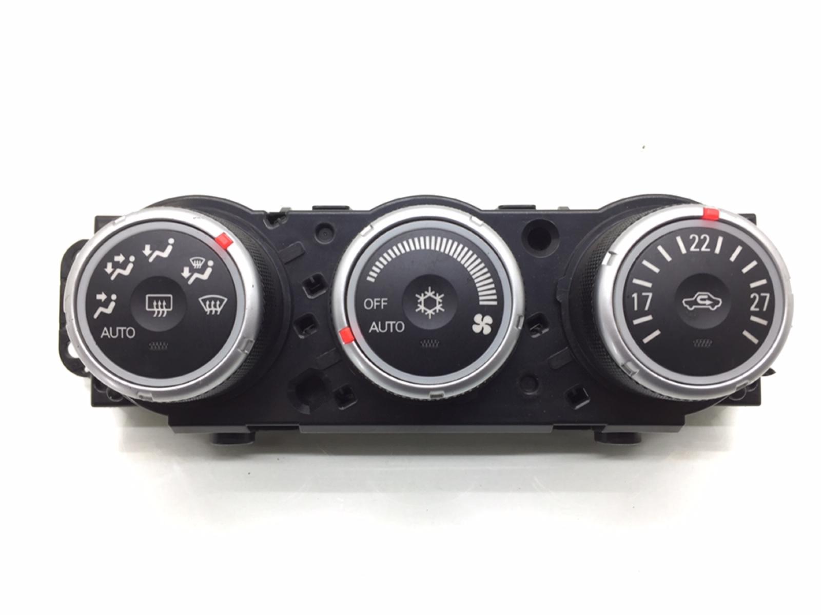 Блок управления печки/климат-контроля Peugeot 4007 2.2 HDI 2008 (б/у)