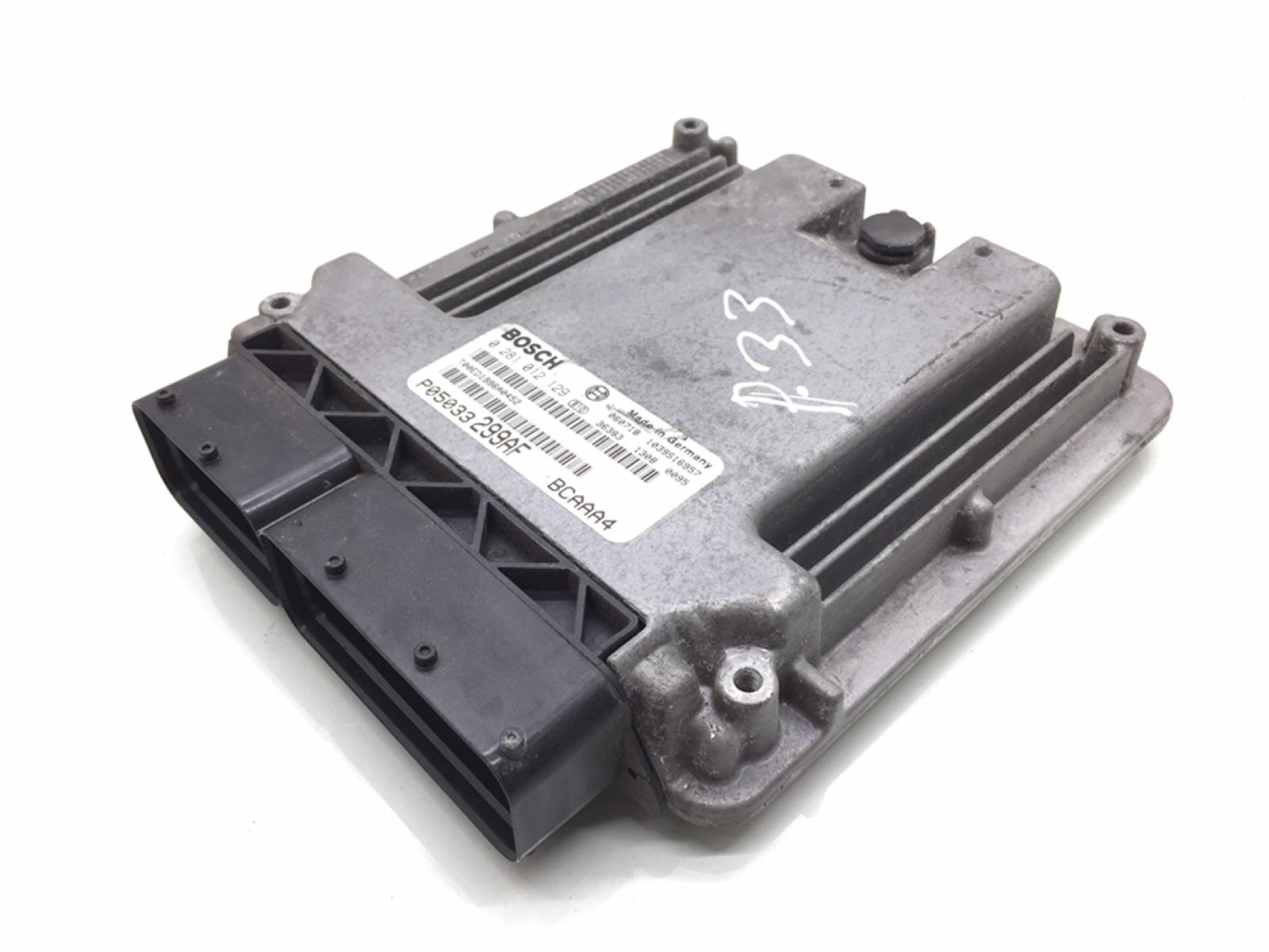 Блок управления двигателем Dodge Caliber 2.0 CRD 2006 (б/у)
