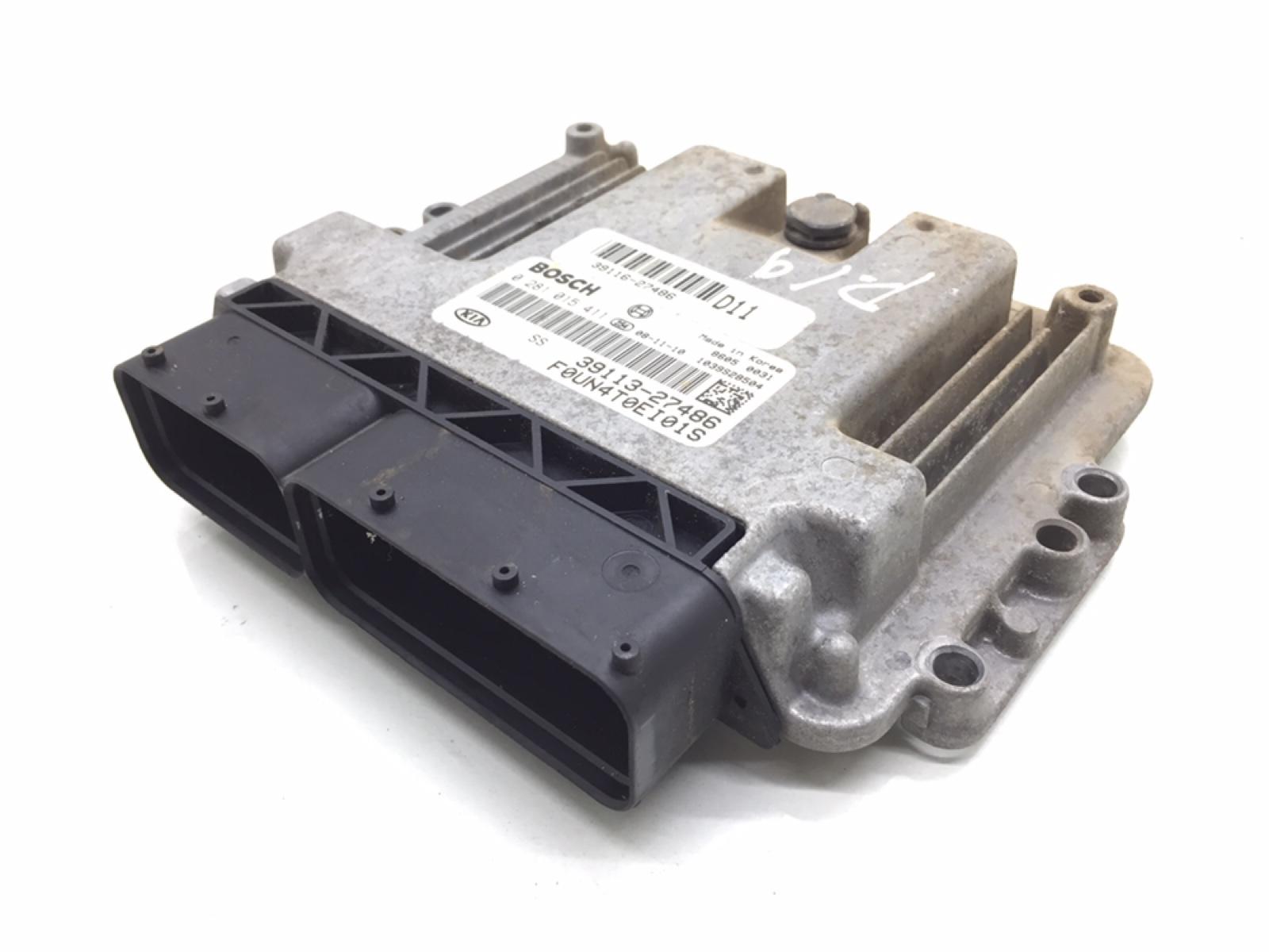 Блок управления двигателем Kia Carens 2.0 CRDI 2009 (б/у)