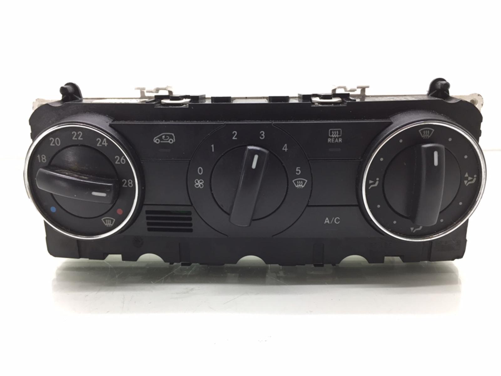 Блок управления печки/климат-контроля Mercedes B W245 2.0 CDI 2007 (б/у)