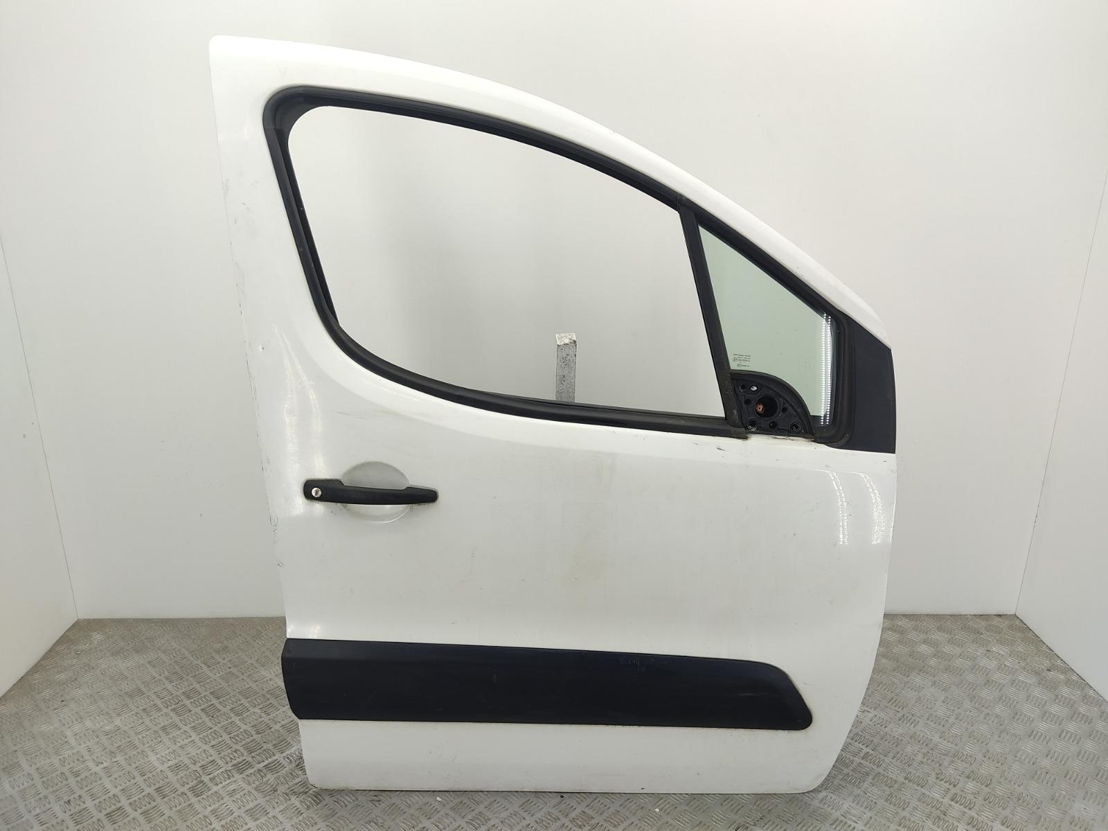 Дверь передняя правая Citroen Berlingo 1.6 HDI 2011 (б/у)