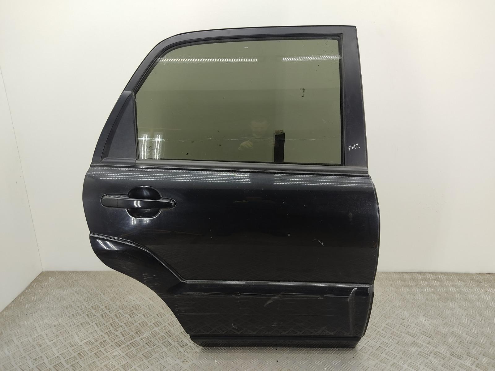 Дверь задняя правая Kia Sportage 2.0 CRDI 2008 (б/у)