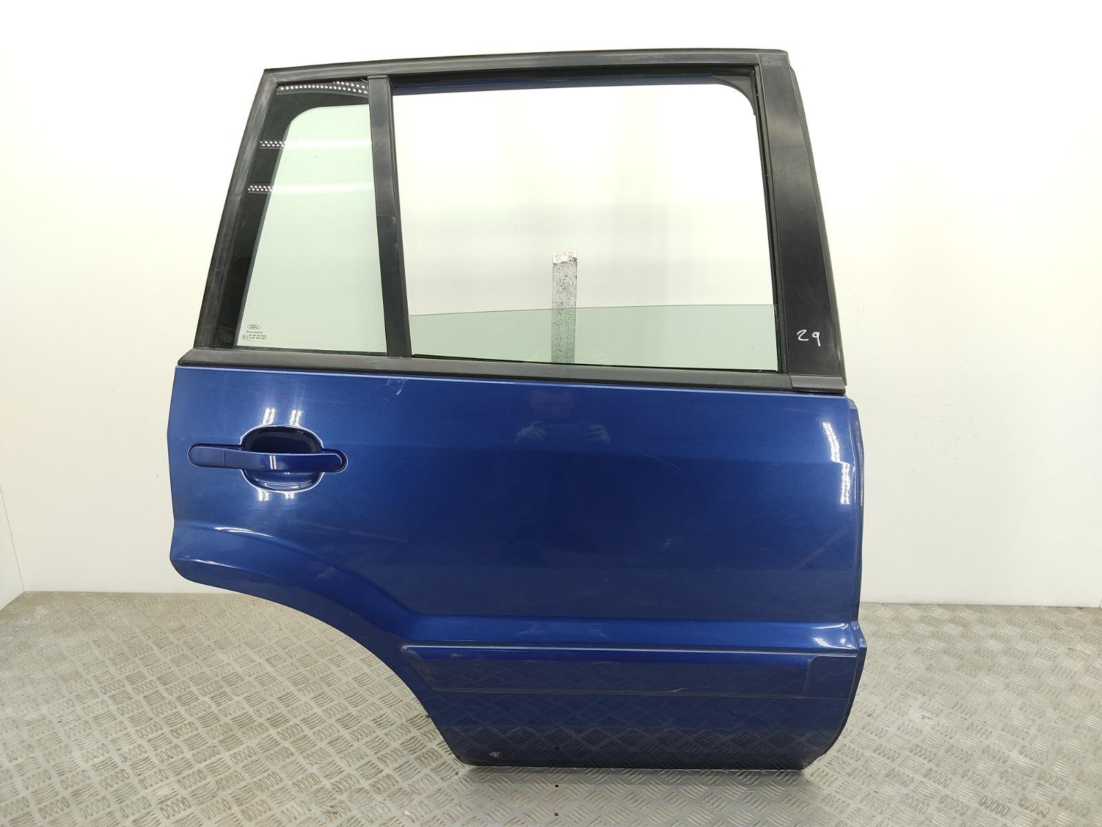 Дверь задняя правая Ford Fusion 1.4 I 2009 (б/у)