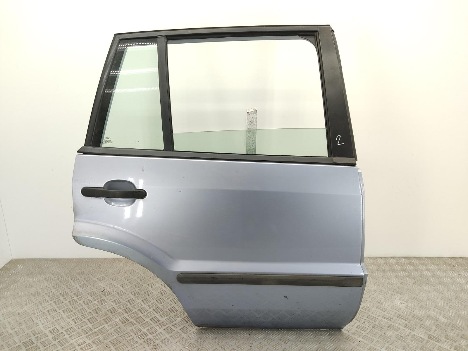 Дверь задняя правая Ford Fusion 1.4 I 2004 (б/у)