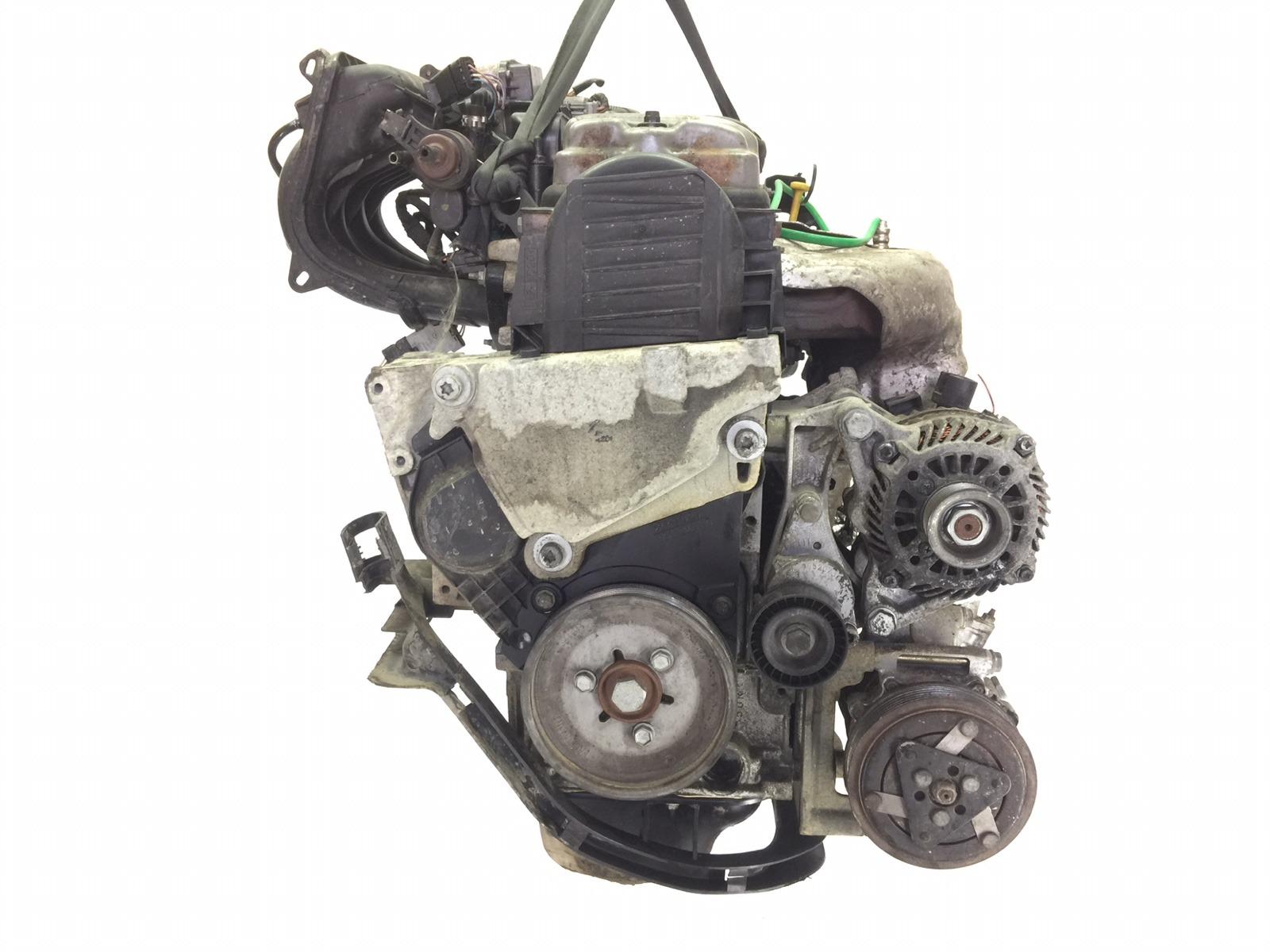 Двигатель Citroen C2 1.4 I 2006 (б/у)