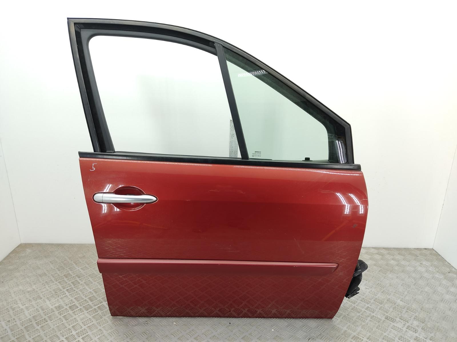 Дверь передняя правая Renault Grand Scenic 2 2.0 I 2007 (б/у)