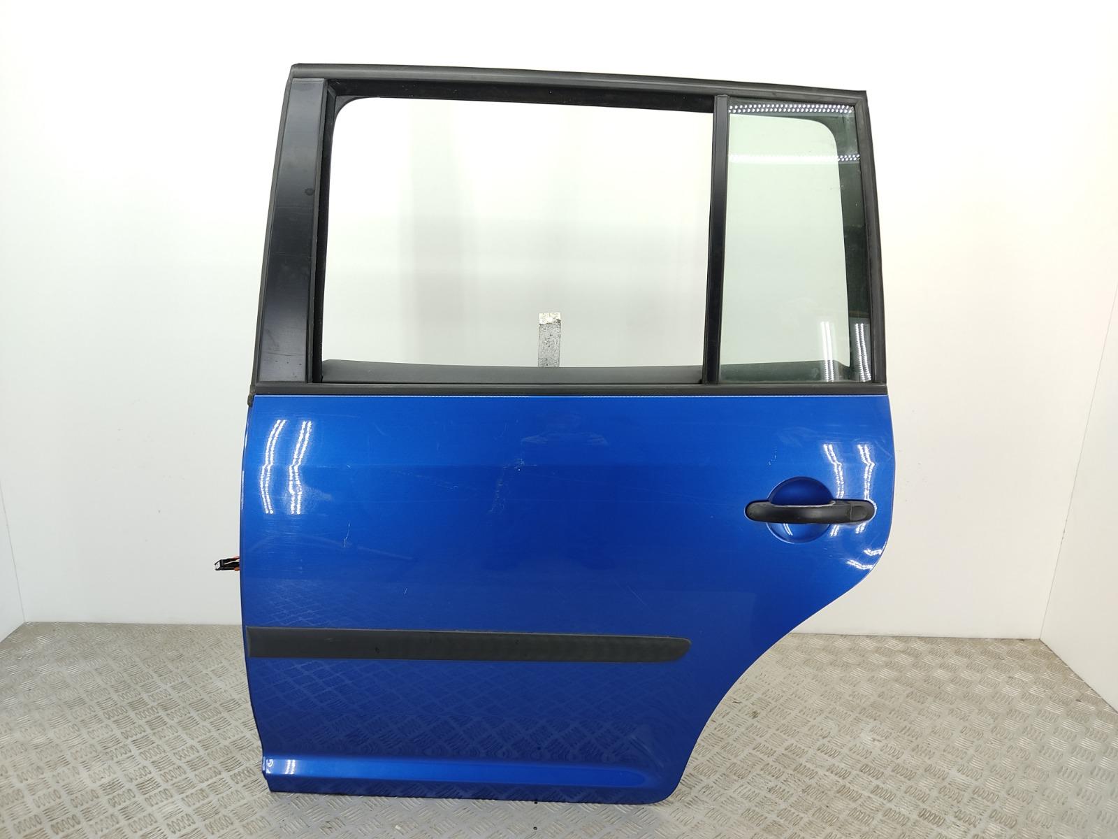Дверь задняя левая Volkswagen Touran 1 1.6 I 2004 (б/у)