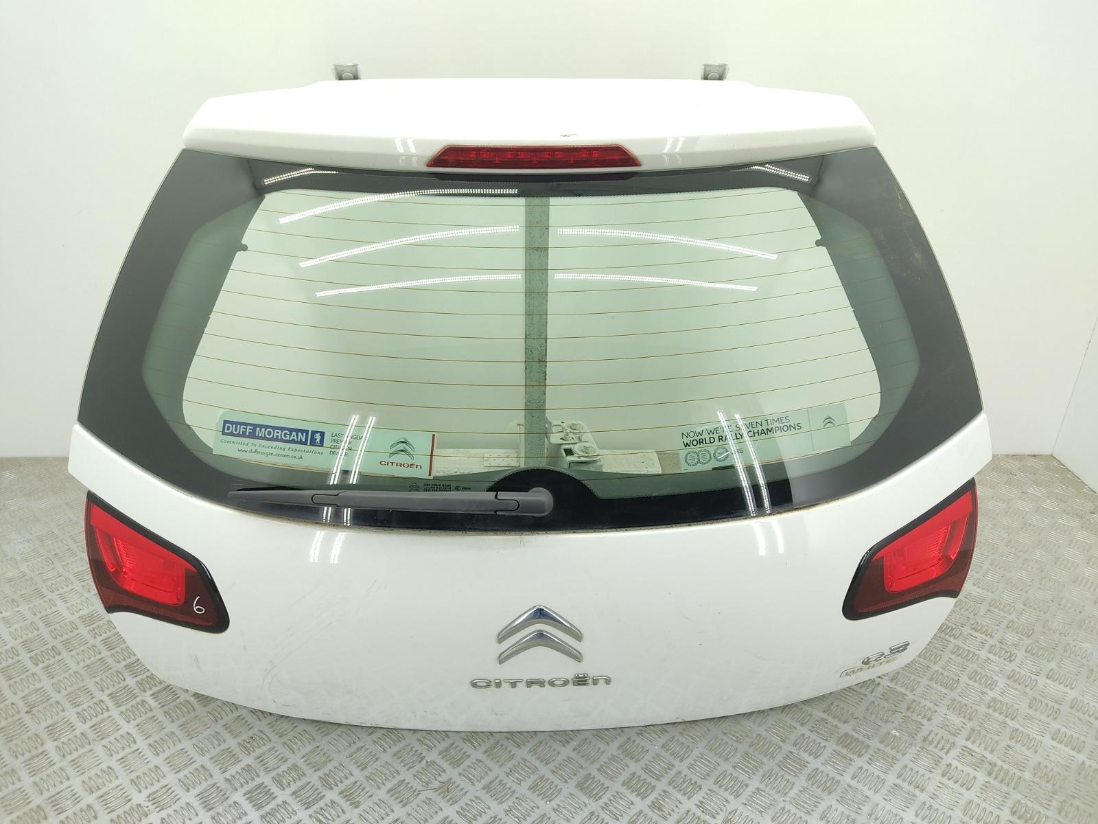 Крышка багажника Citroen C3 1.4 I 2012 (б/у)