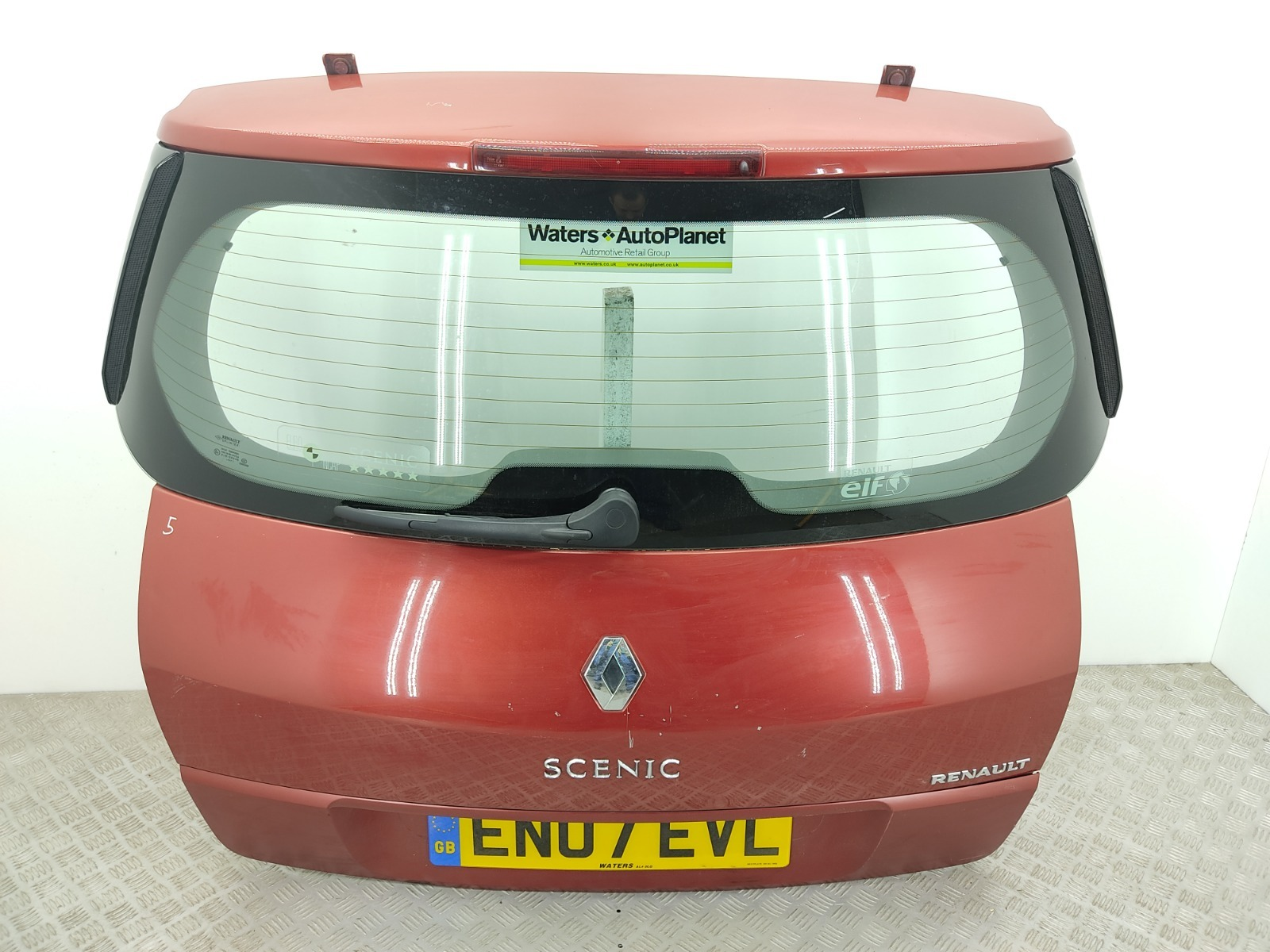 Крышка багажника Renault Grand Scenic 2 2.0 I 2007 (б/у)