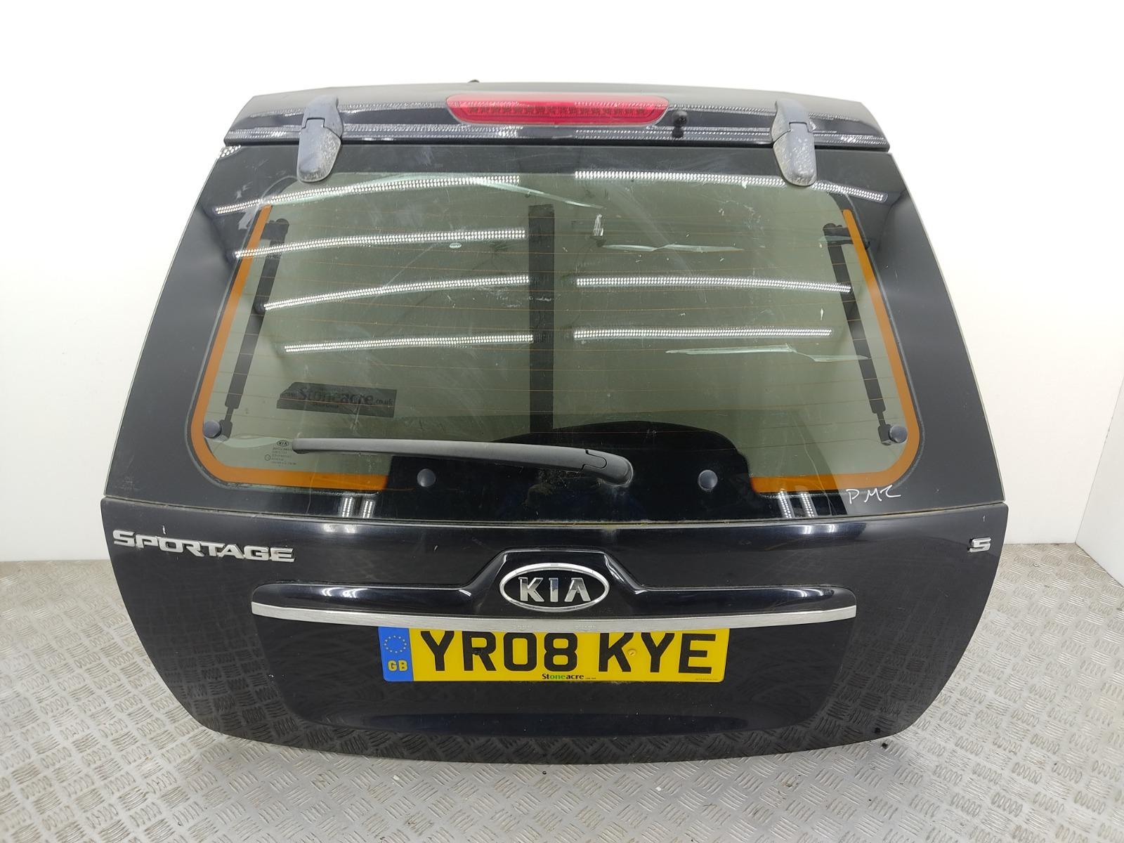 Крышка багажника Kia Sportage 2.0 CRDI 2008 (б/у)